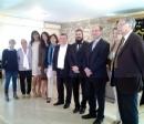 Visite du Maire au Beth Habad