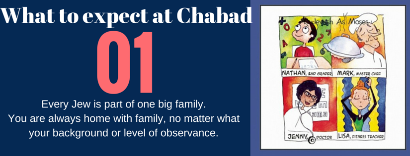 what to expect at chabad1