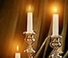 Candle-Lighting Time for Shabbat and Holidays