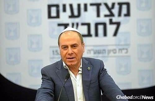 Deputy Prime Minister and Interior Minister Silvan Shalom (Photo: Meir Alfasi)