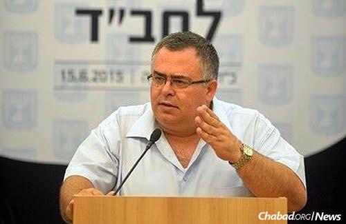 Chairman of the Housing Committee MK David Bitan (Photo: Meir Alfasi)