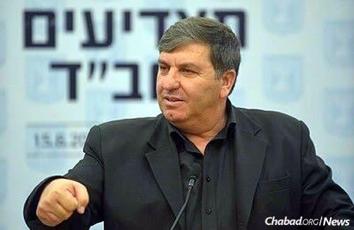 MK Daniel Atar (Zionist Camp) (Photo: Meir Alfasi)