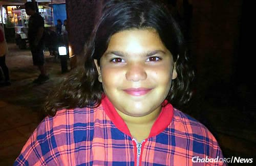 Julietta Levinsky, a sixth-grader at the school, passed away last year as a result of a gas leak in her home. The school community rallied around the family in the wake of the tragedy.