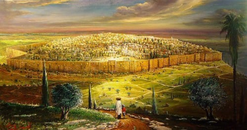 """Jerusalem"" © by Alex Levin"