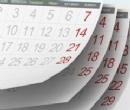 Past Calendars