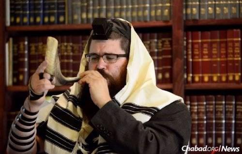 Rabbi Mendel Greisman (Photo: NWA Media)