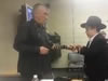 Yeshiva Students Initiate a Holocaust Survivor's Bar Mitzvah