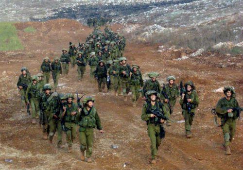 חיילים חוזרים ממלחמת לבנון
