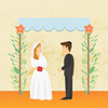 Why Are Jewish Weddings Under a Chupah Canopy?
