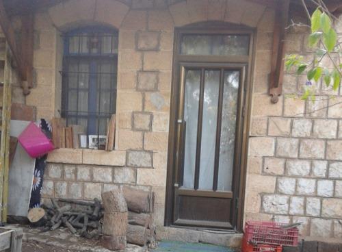 The Keller home in Rosh Pina (Photo: Mrs. Shulamit Tilles)