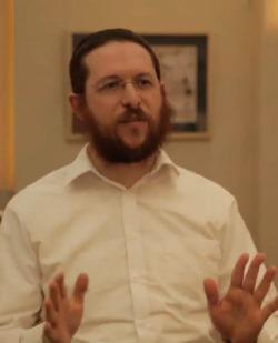 Rabbi Aron Moss on Jewish.tv