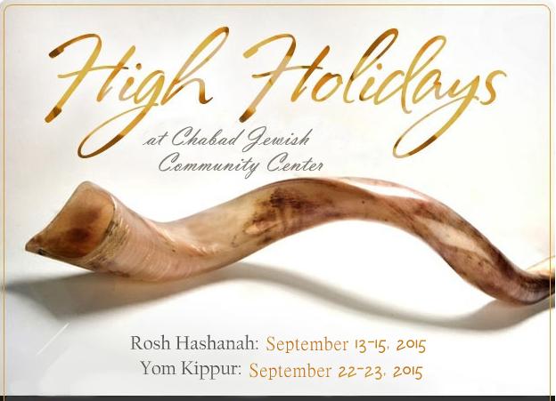 High Holydays