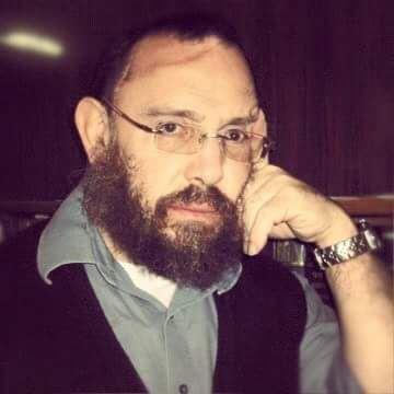Shmuel Lewis, o.b.m., Michal's father