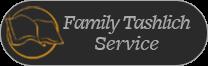 Tashlich Service