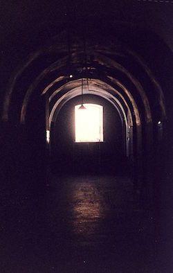 Jail Hallway of the Petropavilovski Fortress Prison