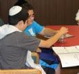 Hebrew School First Day 2015