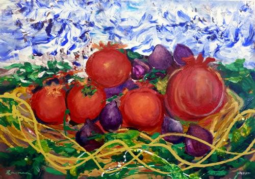 Why Do We Eat Pomegranates On Rosh Hashanah High Holidays