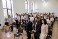 Торжественное открытие нового учебного года в Еврейском Университете