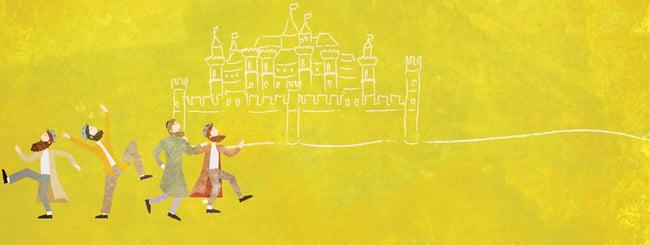 Insights & Essays: Is It True That Jews Dance With Books?