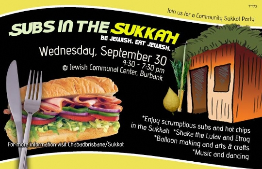 SUBS IN THE SUKKAH.jpg