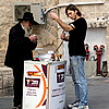 Chabad in Israel Launches Massive Tefillin Campaign Before Shabbat