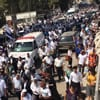 Thousands at Jerusalem Funeral of Samaria Couple Murdered by Terrorists