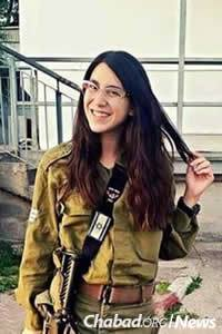 A 19-year-old female soldier, identified by family as Orel bat Limor, was badly injured after she was run down by a terrorist. She was taken to Hillel Yaffe Medical Center in Hadera, unconscious and hooked to a respirator.