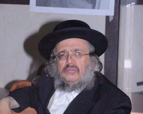 Rabino Ieshaiahu Krishevsky z´l, asesinado por un terrorista en Jersualem durante la escalada de atentados de octubre de 2015.