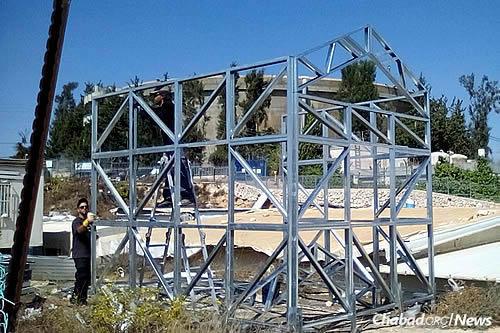 Innovative Israeli-Designed House Frames Donated for Rural Nepal ...