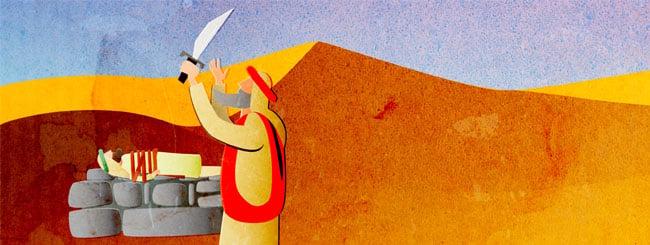 Уроки главы: Как Авраам перестал быть самим собой