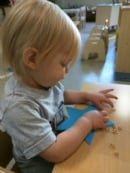 Sand and Stars in Preschool