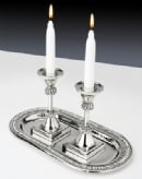candlesticks and oval tray.jpg