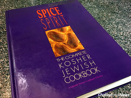 "Since adopting a purple cover for the second edition in 1990, the groundbreaking ""Spice and Spirit"" has become widely known as ""The Purple Cookbook."""