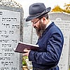 Rabbis and Guests From Around the World Visit the Rebbe's Resting Place