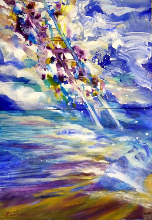 Jacob S Dream Angels Ascending Amp Descending Vayeitzei