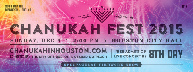 Houston Chanukah Fest