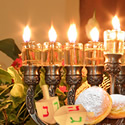 Community Menorah Lightings