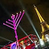 Menorahs in France to Shed Light During State of Emergency