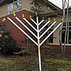 Stolen Menorah in Utah Found in Time for Lightings