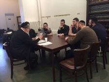 20151126 Rabbiner Israel Jacob Lichtenstein London.JPG