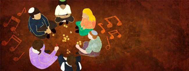 Sevivon Chanukah Songs Jewish Kids Audio