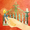 Chanukah Shabbat Service