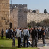 Two Victims of Terror Stabbings Near Jaffa Gate Laid to Rest