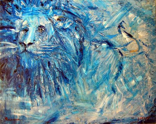 Un Auténtico León