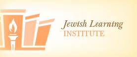 Newton Jewish Learning Institute