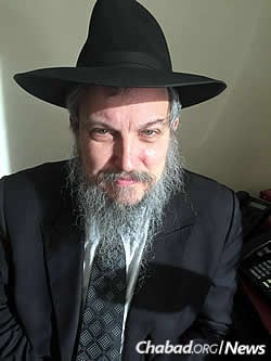 """Rabbi Ronnie Fine was voted as one of three """"Favorite Montrealers of 2015."""""""