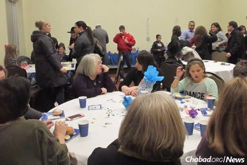 Creating community on Cleveland's West Side, where the mostly unaffiliated Jewish population has been growing in recent years.