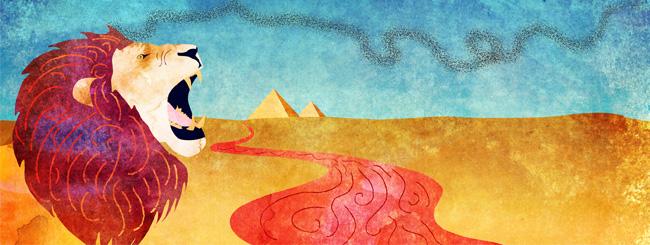 The Rabbi Who Rode Lionback