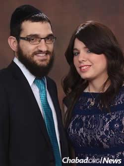 Rabbi Mendel and Devorah Jacobs