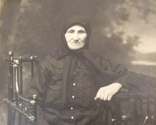 Rochel Leah Paltiel, grand-mère de l'auteur